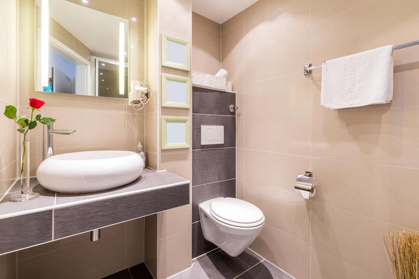 tous nos conseils d co pour des toilettes originales. Black Bedroom Furniture Sets. Home Design Ideas