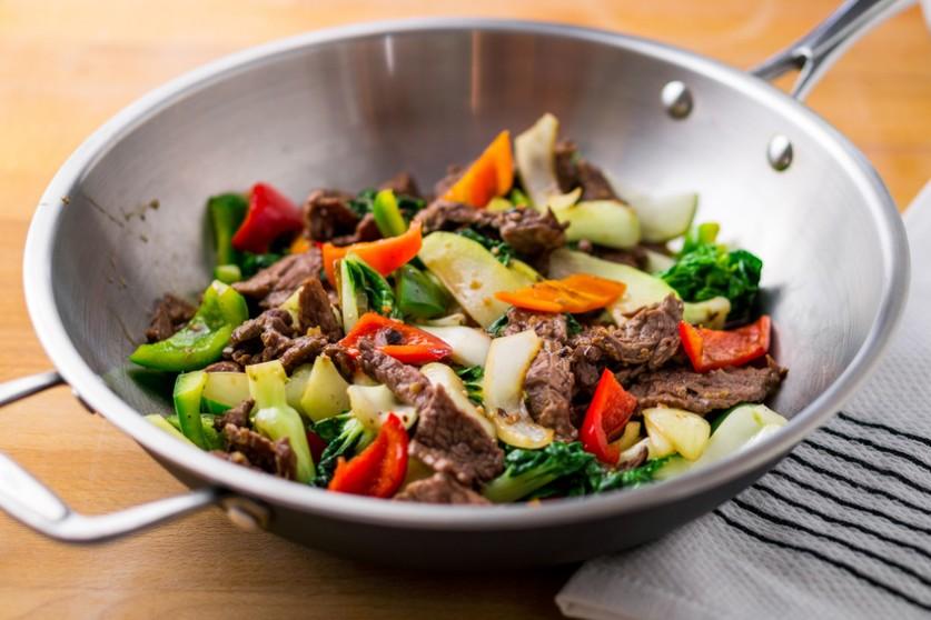 Cuisine au wok avantages