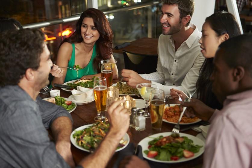 Le guide pour manger sainement l ext rieur for Au jardin les amis menu