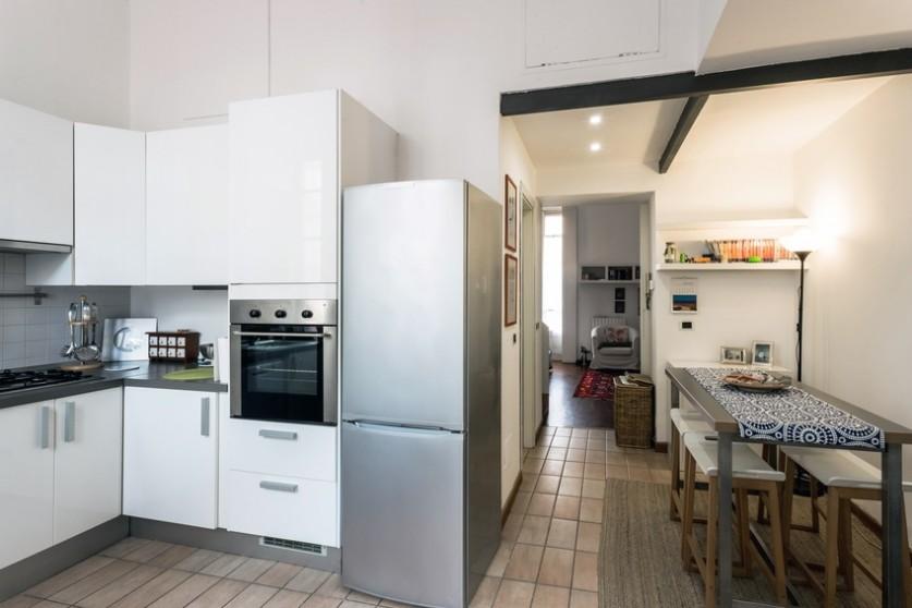 kitchenette comment bien l 39 am nager. Black Bedroom Furniture Sets. Home Design Ideas