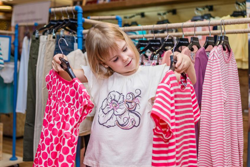 Mode enfant : quel budget consacrer aux vêtements des enfants ?